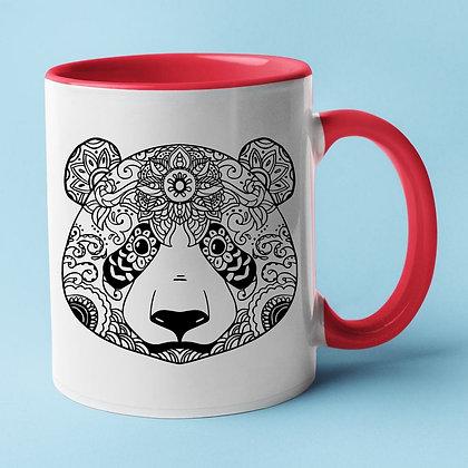 Mug tête d'ours