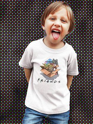 T-shirt Sweat Enfant Guizmo Stitch et co FRIENDS