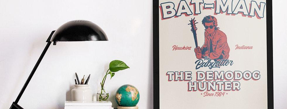 Affiche citation batman 403