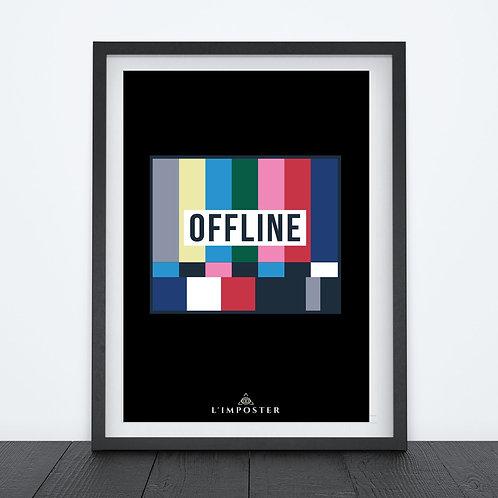 Affiche Offline