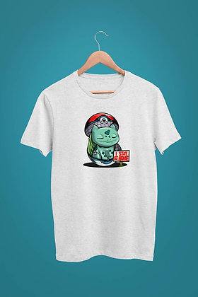 T-shirt Stay at home pokemon 1015