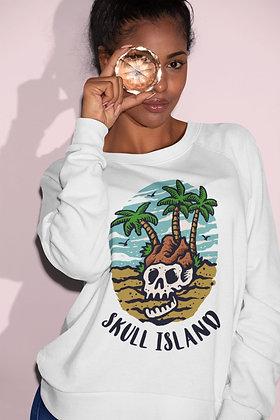 Sweat Pull Over Skull island