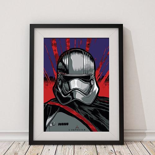 Affiche Star Trooper Star Wars