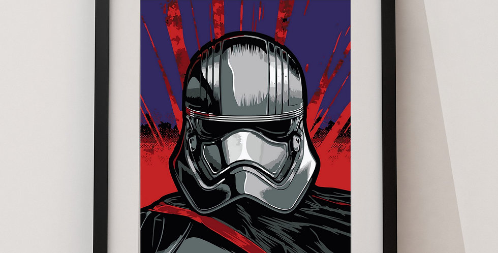 Affiche Star Trooper 43