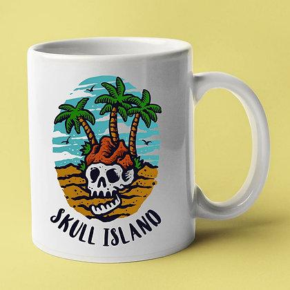 Mug Skull island