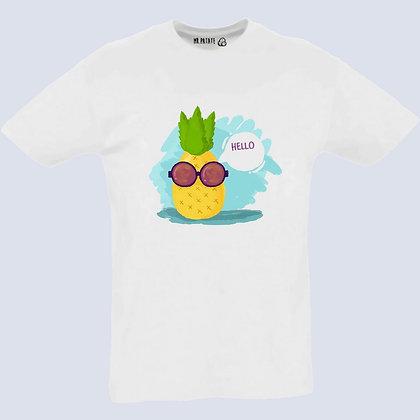 T-Shirt Unisexe Ananas swag