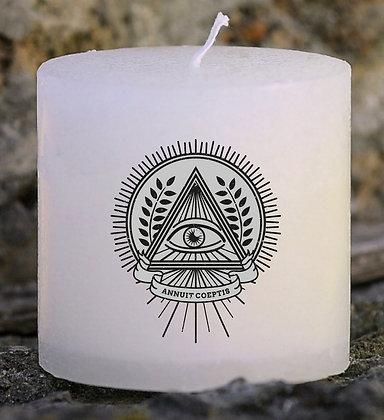 Bougie Personnalisée Nany Illuminati
