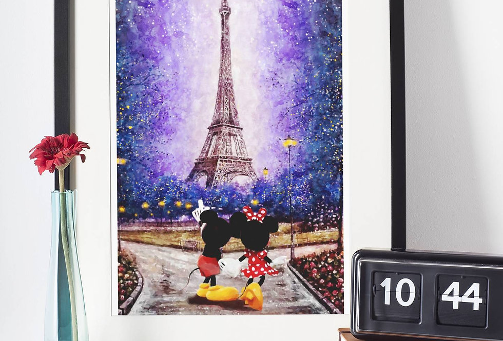 Affiche Mouse paris