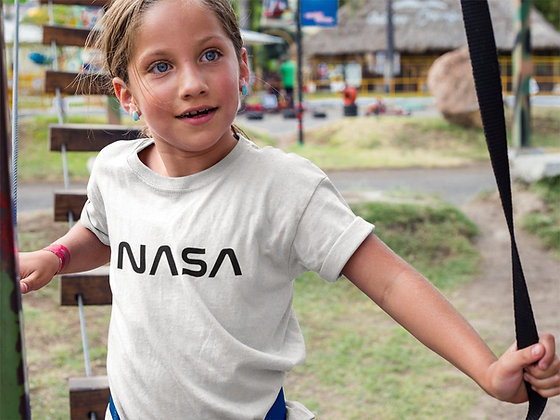 T-shirt Enfant NASA