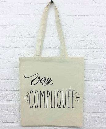 Tote Bag very compliqué