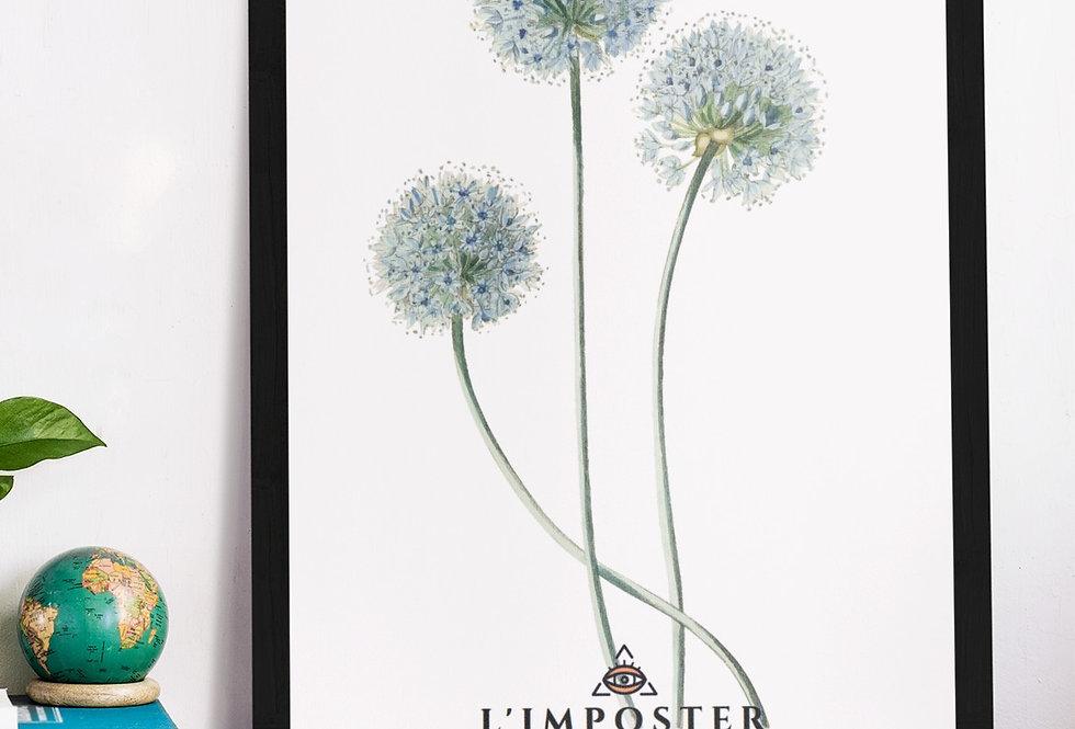 Affiche Illustration Bouquet de fleurs 271