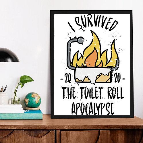 Affiche I survived