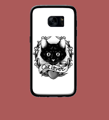 Coque mobile samsung cat lover 42