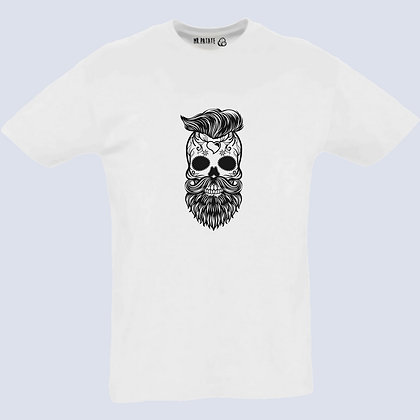 -Shirt Unisexe Tête de mort swag