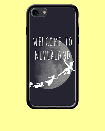 Coque mobile iPhone neverland 223