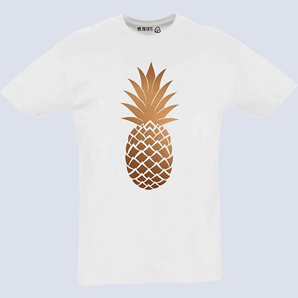 T-Shirt Unisexe Ananas watercolor