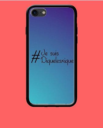 Coque mobile iPhone diquelesxique 154