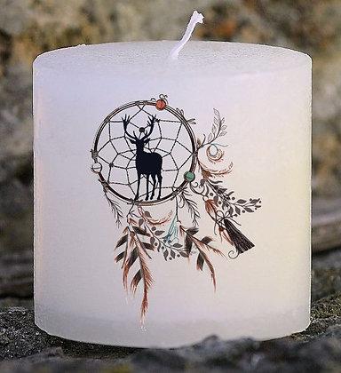 Bougie Personnalisée Nany Candle Attrape rêve