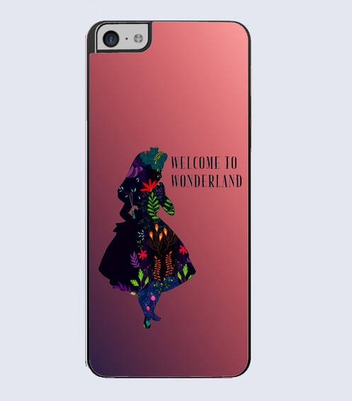 Welcome To Mr Hardison S Page: Coque Mobile Iphone Alice Welcome To Wonderland 679