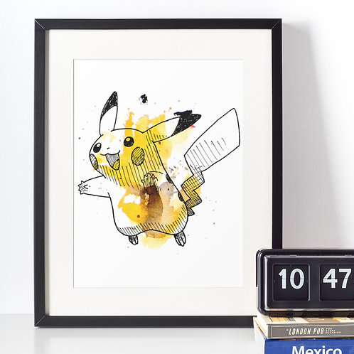 Affiche Pokemon