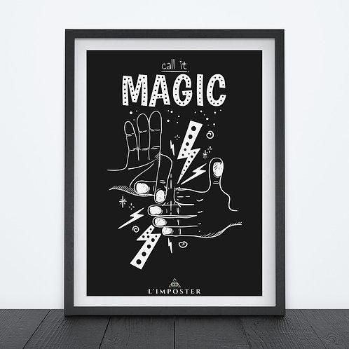 Affiche C'est magique call it magic