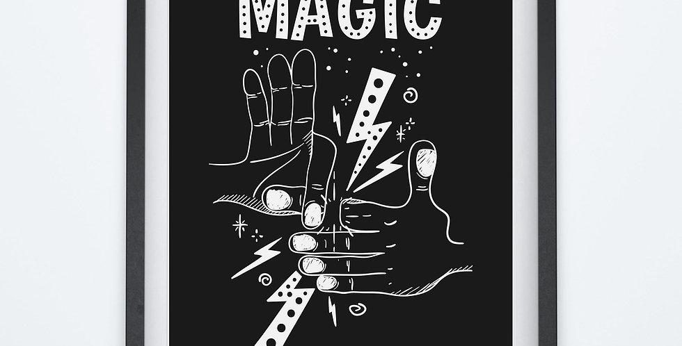 Affiche C'est magique call it magic 87