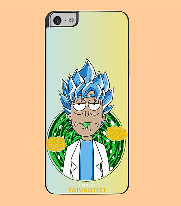 Coque mobile iPhone Eric & Morty 09