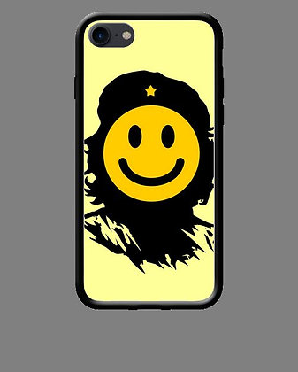 Coque mobile Iphone smiley qui sourit 356
