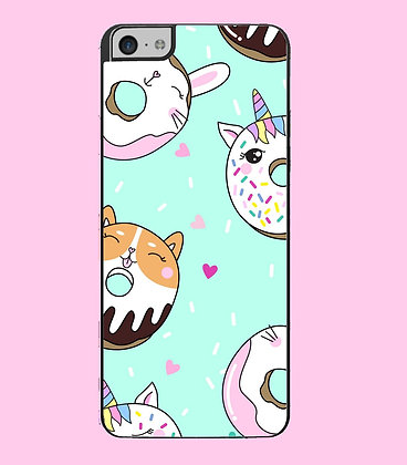 Coque mobile iPhone donuts cool 32