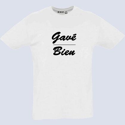 T-Shirt Unisexe Gavé bien citation