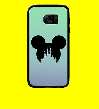Coque mobile Château Disney avec Mickey 286