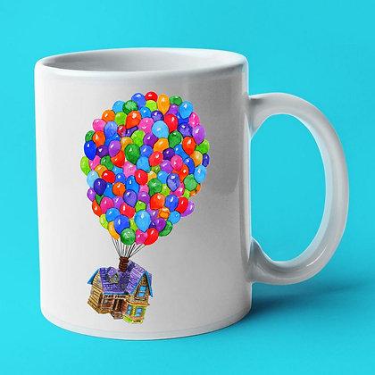 Mug Ballons là-haut 688