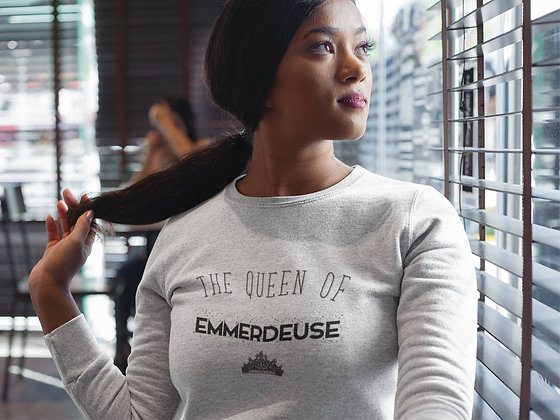 Sweat Pull the queen of emmerdeuse