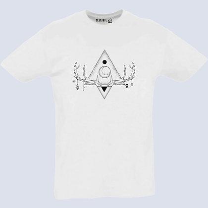 T-Shirt Unisexe Motif cerf
