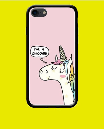 Coque mobile iPhone licorne 180