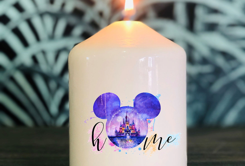 Bougie Home Mickey