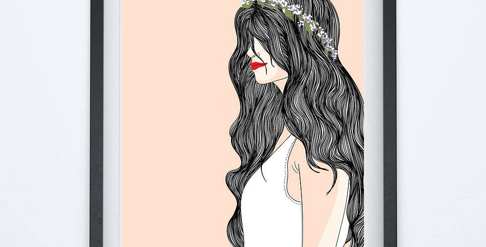 Affiche Woman 117