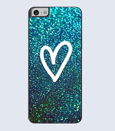 Coque mobile iPhone love 729