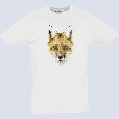T-Shirt Unisexe Renard origami