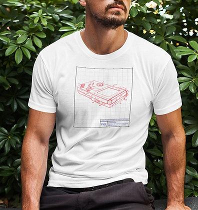 T-shirt Game Boy