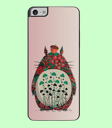 Coque mobile iPhone Chat alice 07