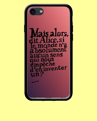 Coque mobile iPhone alice 221