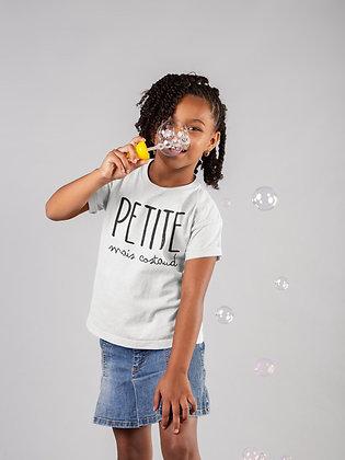 T-shirt Enfant petite mais costaud