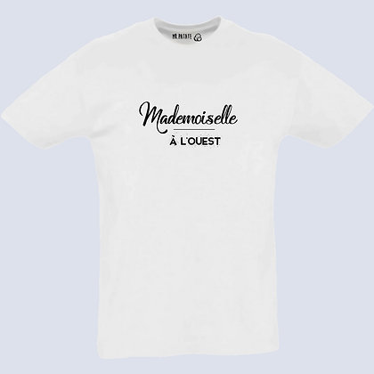 T-Shirt Unisexe Mademoiselle collection