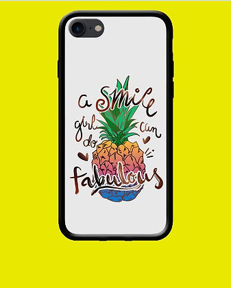 Coque mobile iPhone ananas 178