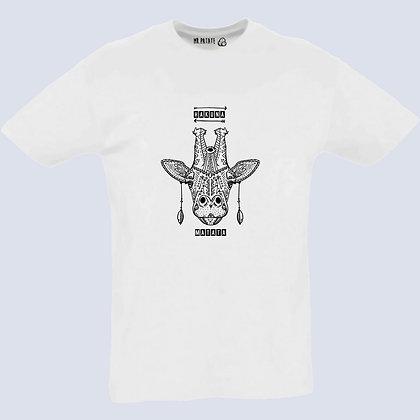 T-Shirt Unisexe Girafe Hakuna matata