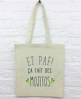 Tote Bag Mojitos
