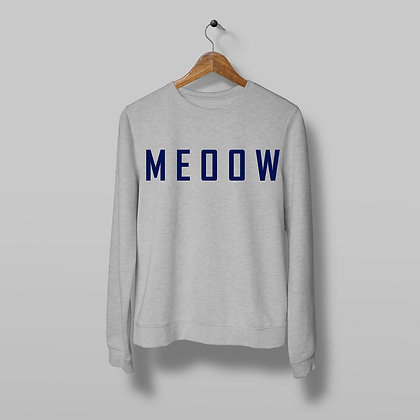 Sweat Pull Over meoow Citation