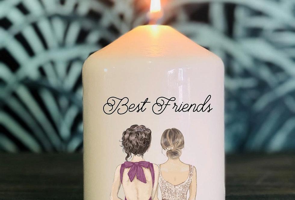Bougie Best Friends