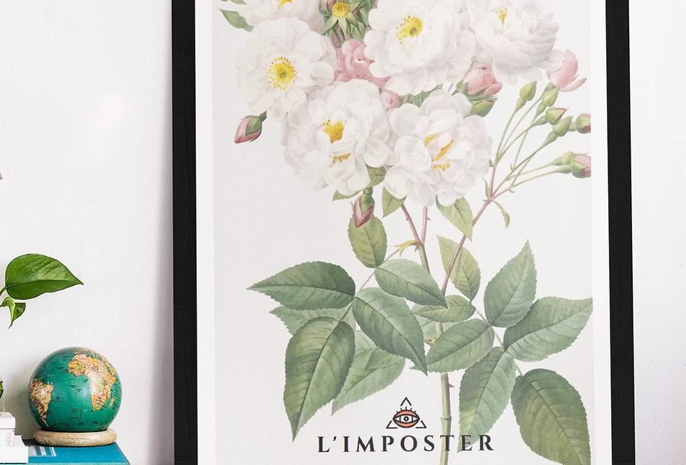 Affiche Illustration Bouquet de fleurs 269